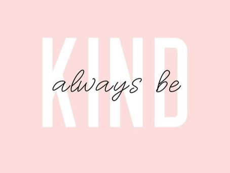 It's Cool to be Kind