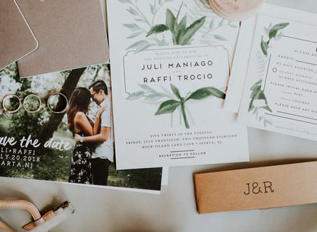 Plus-One Etiquette for Weddings