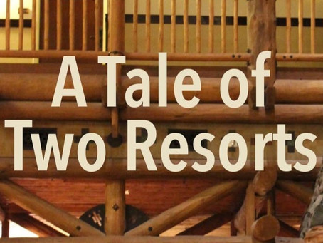 AGD 8 - A Tale of Two Resorts