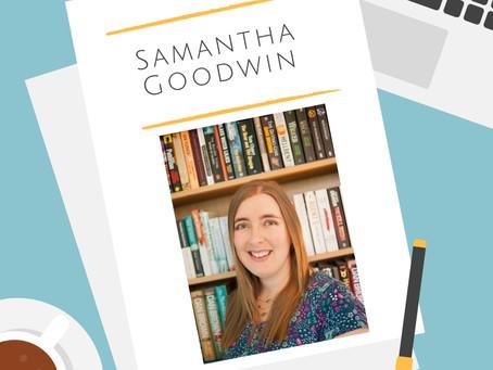 Samantha Goodwin Q & A