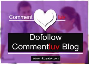dofollow blog commenting sites list 2018 | SNK CREATION FORUM