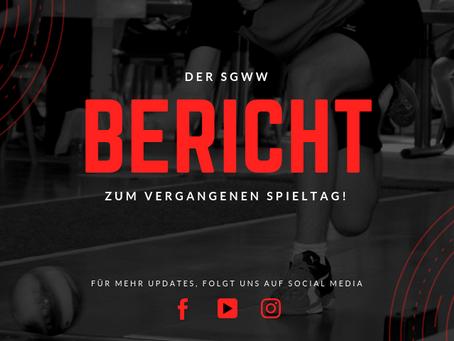 3. Spieltag - Kfr. Obernburg v.s SGWW | Bericht