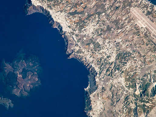 Santorini Sky View