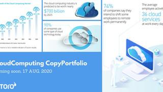 CloudComputing новый портфель акций облачных компаний на платформе eToro
