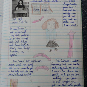 Loving History in Year 4!
