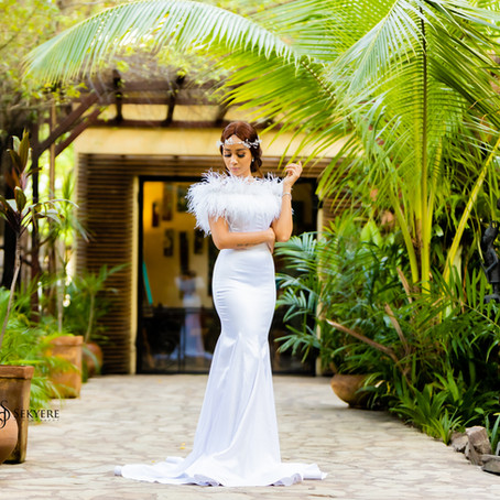 A Bridal Style Shoot with Deborah Vanessa