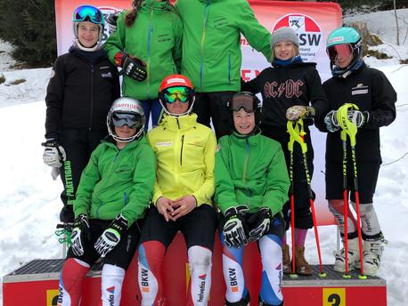 Inter Regio Rennen 2.+3. Januar 2020