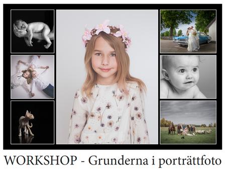 Prova på porträttfotografering!