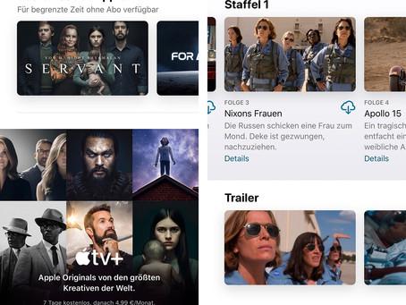Apple TV+: Serien und Filme auch für Nicht-Abonnenten kostenlos.