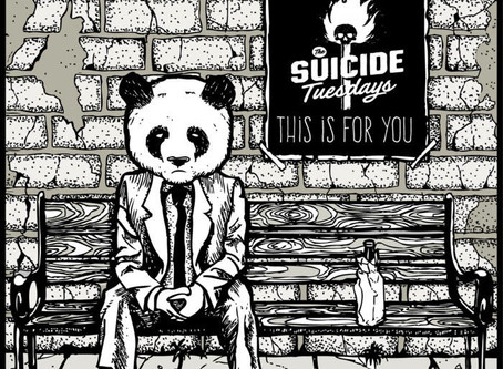 Album Review - This Is For You - The Suicide Tuesdays