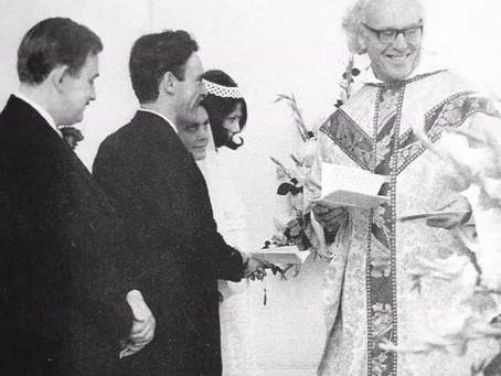 Tony & Jane Fletcher recall life at St Albert's in the 60's, as students, marriage & family life