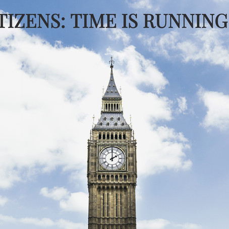 Timing is everything: UK Citizens and Spanish Residency