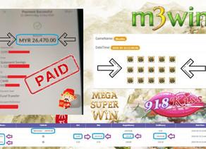 ShuiHu slot game tips to win RM26470 in 918kiss