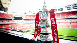 FA Cup second round qualifying draw