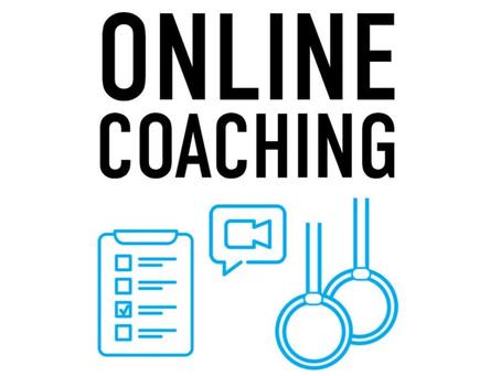 Online coaching: Η εξ αποστάσεως προπονητική καθοδήγηση