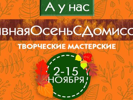 #АктивнаяОсеньСДомисолькой          3 сезон.