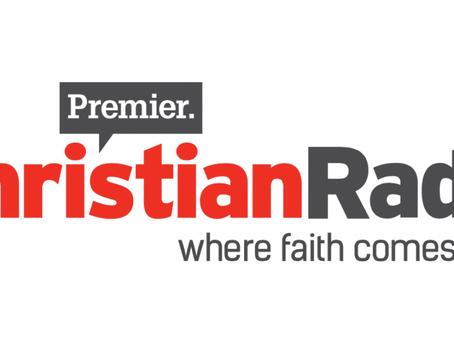 Premier Christian Radio Interview