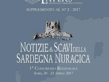 Notizie & Scavi della Sardegna Nuragica