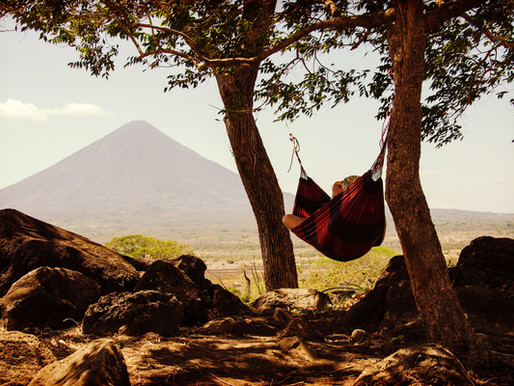The Benefits of Hammocks for Lucid Dreamers.