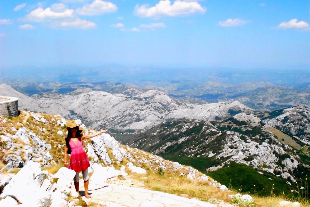 Parco Nazionale Lovcen, Montenegro