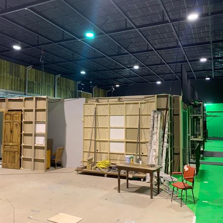 ELAMEDIA ESTUDIOS inaugura dos nuevos platós de rodaje.
