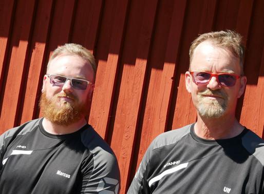 Militär snabbmatch - Rekord och intervju med Marcus och Ulf Nygren