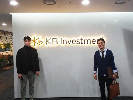 KB Invest IR. (Si & Fi) 2019.11