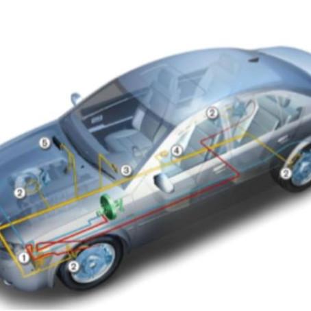 בדיקות חדירות למערכות מיחשוב רכבים