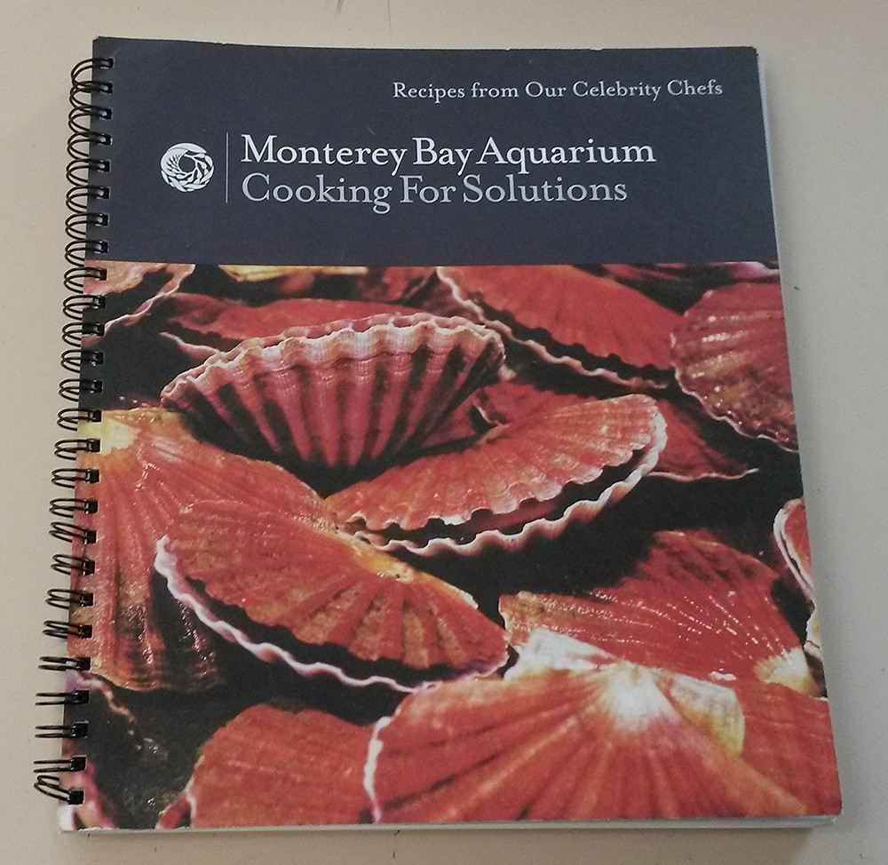 Interested in Cooking for Solutions -  https://www.amazon.com/Monterey-Aquarium-Cooking-Solutions-Celebrity/dp/B06XK5HQNN