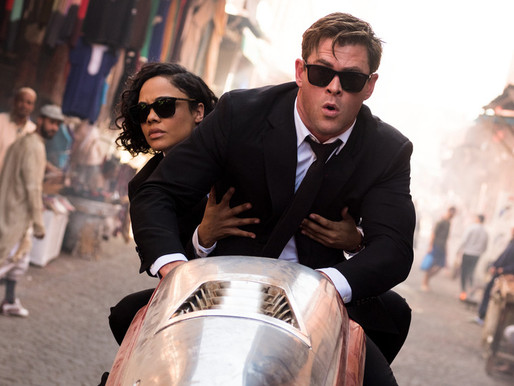 Men in Black: International film review
