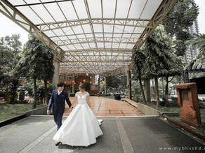 { Josh + Ariane } Marco Polo Hotel & Santuario de San Jose Parish | Wedding Photography Manila