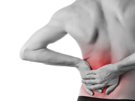 Les maux de dos