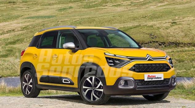 Future Citroën C3 : Elle arrive dans un an au Brésil