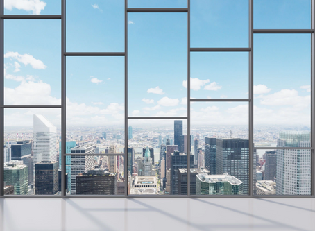 Framing Your Office With A Spectacular View