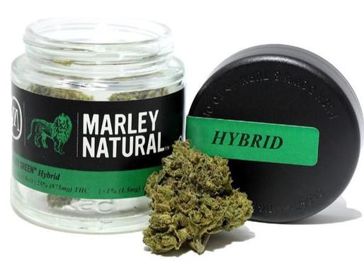 Good Hoots: Marley Natural Marley Green