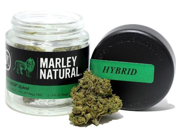 Marley Natural Green