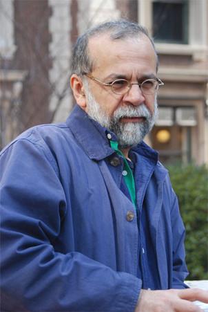 Professor Hamid Dabashi