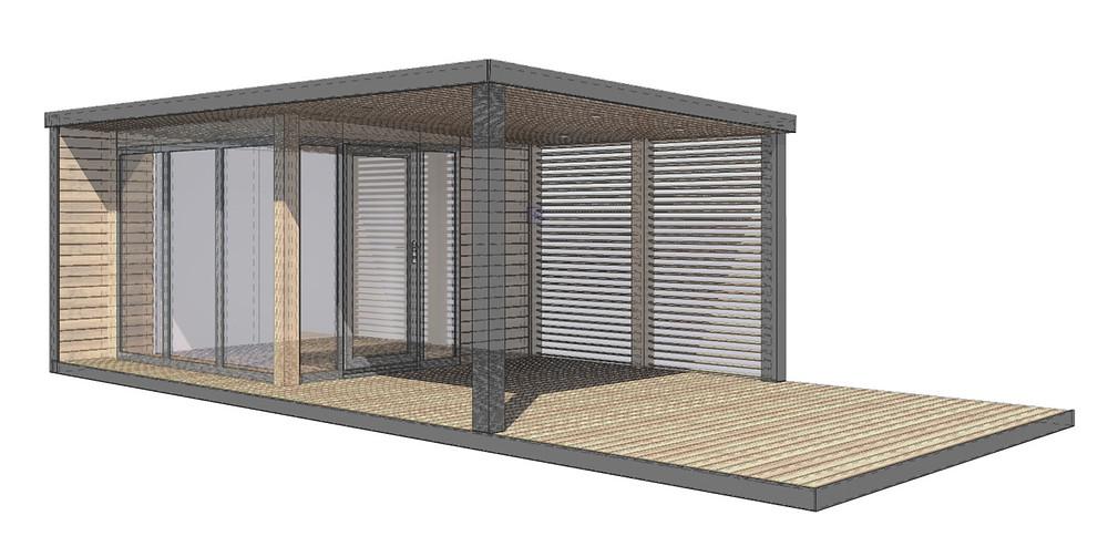 Image Garden Rooms Bespoke Garden Room Design