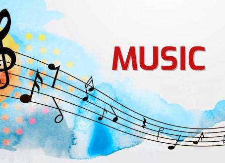 İngilizce Müzik