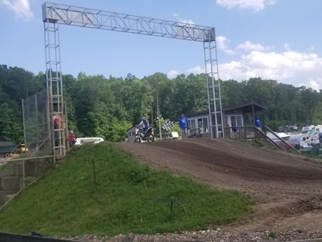 Saturday at Moto Cross Races
