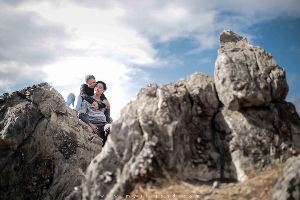 Treasure Mountain Engagement Photographer