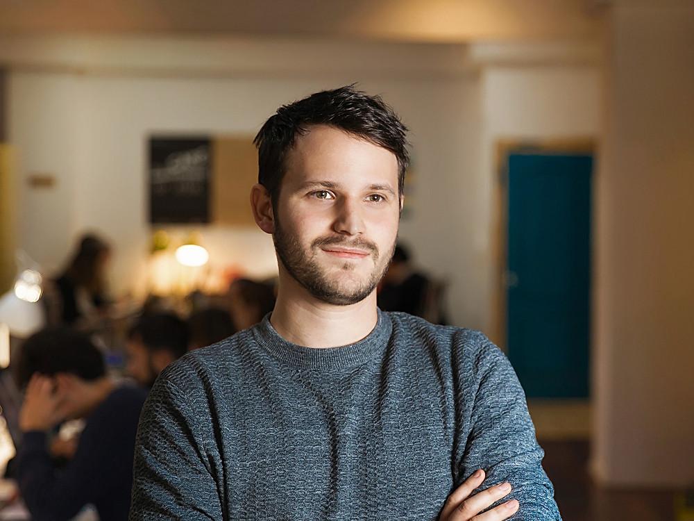 Benjamin David, Solaris Offgrid CTO