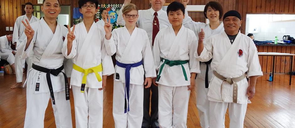 JKS North Shore Kata Tournament