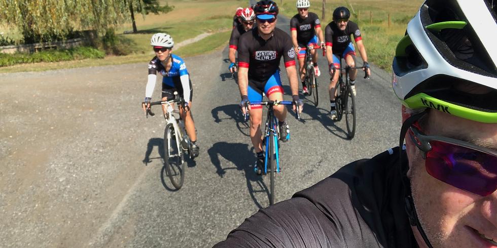 Andiamo Cycling Club Princeton Ride