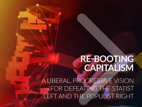 RE-BOOTING CAPITALISM
