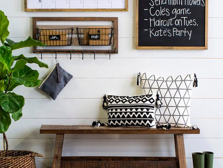 Entryway Essentials for Organized Living