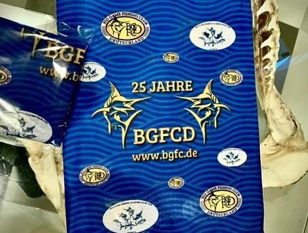 Multifunktionstuch 25 Jahre BGFCD