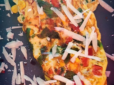 Recette du jour : Omelette de légumes