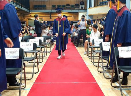 제 9회 페이스튼 졸업식 Fayston High School Graduation Class of 2020