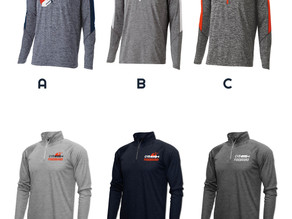 New Sports Outerwear Designs
